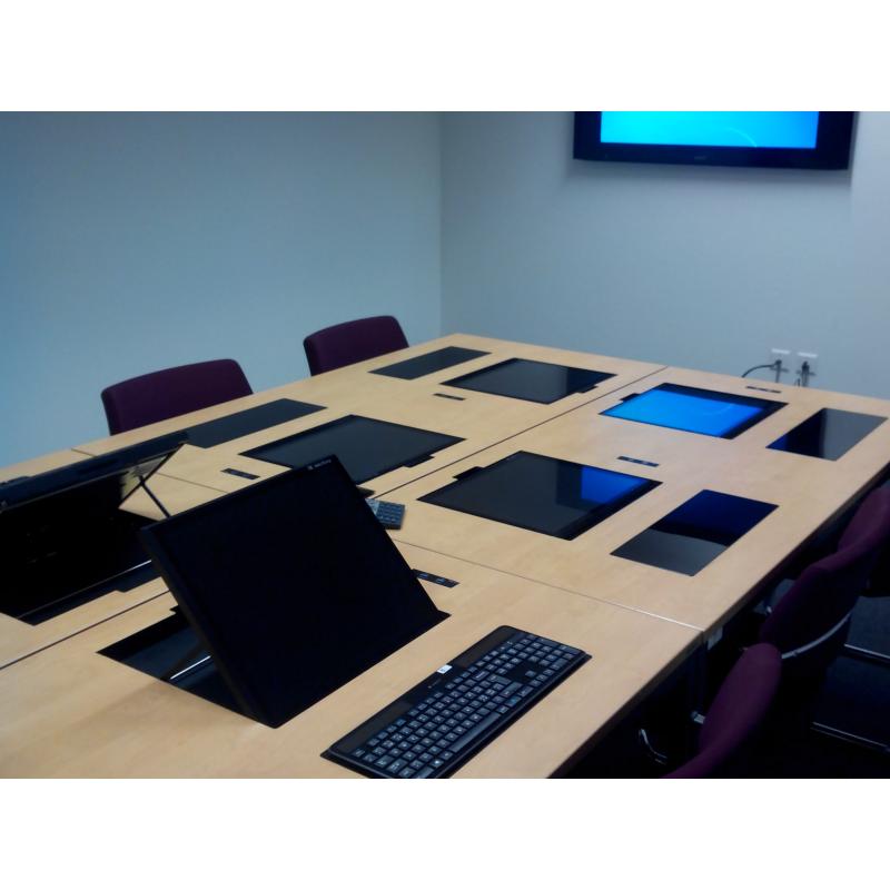 Informatique intégré au bureau